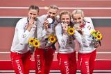 Aniołki Matusińskiego prywatnie! Zobaczcie zdjęcia naszych srebrnych medalistek w sztafecie 4x400m  z Tokio [galeria]