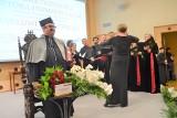 Prezes Solbetu Marek Małecki Doktorem Honoris Causa [zdjęcia]