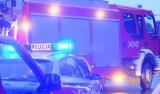 Poważny wypadek na obwodnicy Świecia. Trzy osoby ranne