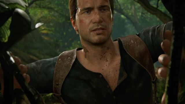 Uncharted 4: Kres ZłodziejaNathan Drake, bohater gry Uncharted 4: Kres Złodzieja