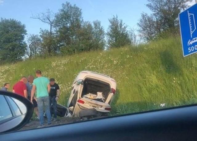 Śmiertelny wypadek na autostradzie A4 pod Kątami Wrocławskimi, 3 czerwca 2020