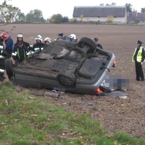Najczęstszą przyczyną wypadków jest nadmierna prędkość, a skutki - jak wyżej...