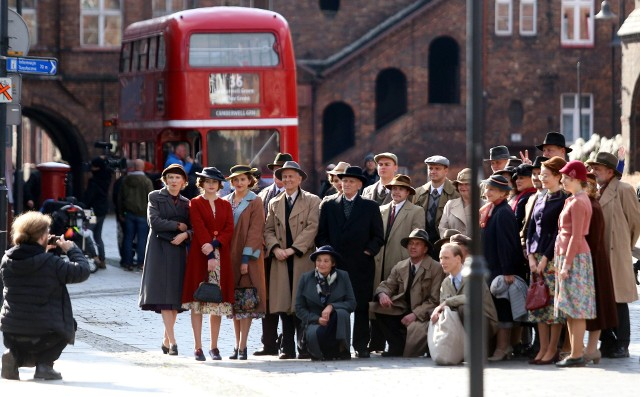 Londyn z ponad 40