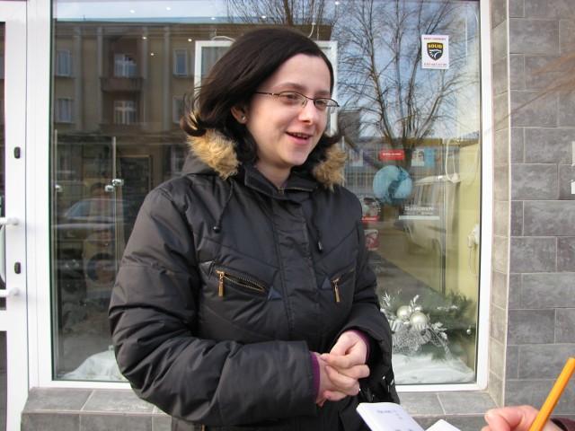 Bony to rewelacja! – mówi Joanna Żur. – Jest to podbudowanie mojego budżetu.