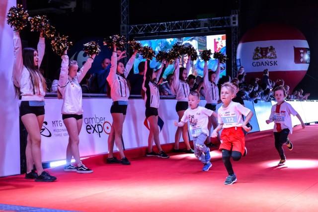 4 Gdańsk Maraton. Biegi dla dzieci i młodzieży