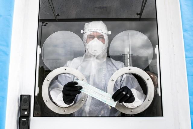 W Lubuskiem odnotowano kolejne dwa zakażenia koronawirusem.
