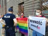 Wrocław: Protesty przeciwko brutalności policji (ZDJĘCIA)