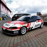 Bielski rajdowiec - jako pierwszy Podlasianin - będzie się ścigał w Górskich Samochodowych Mistrzostwach Polski (zdjęcia, wideo)