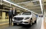 Mercedes rozpoczął produkcję nowej Klasy S