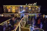 Henryk Jaschik z Krapkowic - świąteczna iluminacja jego domu to hit. Odwiedzają go tłumy zainteresowanych