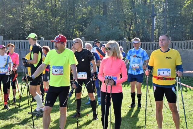 Nordic Walking World Cup Tour 2019 w Suchym Borze