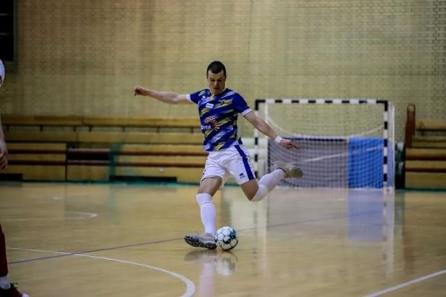 Adrian Citko i jego koledzy z MOKS-u  Słoneczny Stok wciąż czekają na pierwsze punkty w tym sezonie
