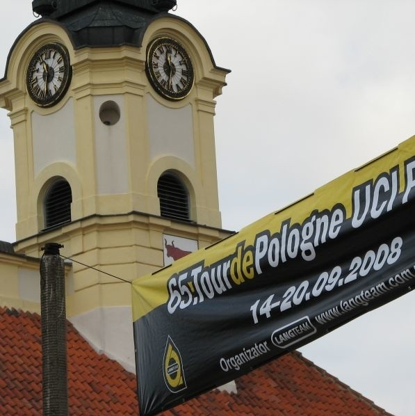 Honorowy start IV etapu rozpocznie się na ul. Mickiewicza w Bielsku Podlaskim, prawdziwe ściganie przeniesiano do Siemiatycz