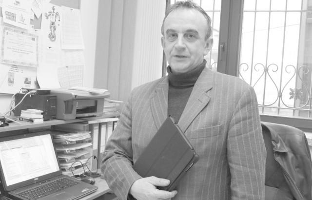 Józef Woźny (1965-2014).