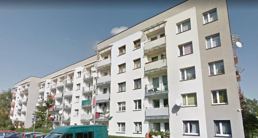 Mysłowice: ul. Różyckiego 5B/35...