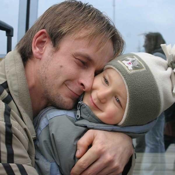 Przytulić mojego synka i spędzić z rodzina święta - tym żyłem od kilku tygodni