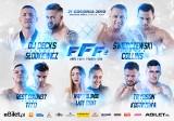 Free Fight Federation 2. Piotr Świerczewski, Greg Collins, DJ Decks i Tomasz Słodkiewicz w walkach wieczoru gali FFF 2
