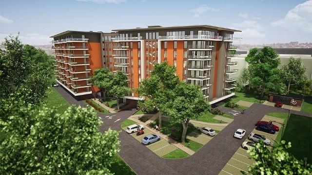 Apartamenty 8 Dębów to 111 nowych mieszkań.
