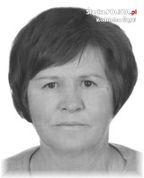 Zaginęła Halina Wysocka ZDJĘCIE + RYSOPIS Poszukiwana kobieta z Rydułtów zniknęła 17 marca. Czy ktoś ją widział?