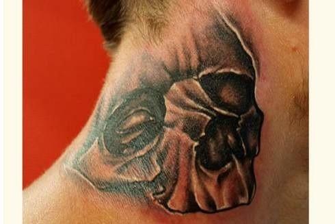 Tatuaż Lata Wytatuowany Znak Nieskończoności Zgodą Na