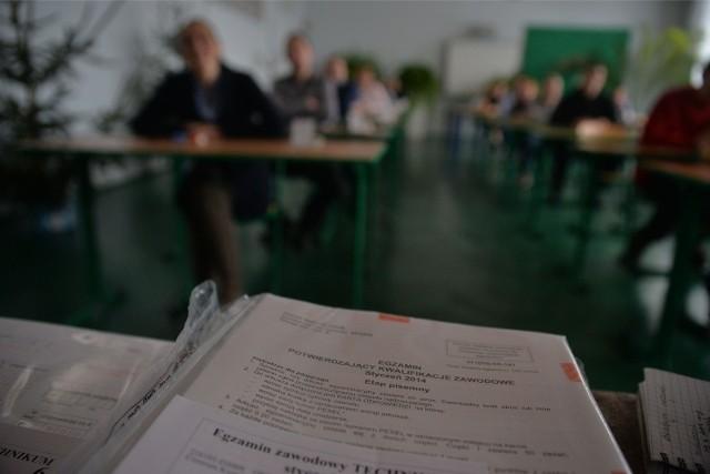 Wyniki dotyczą egzaminu zawodowego przeprowadzanego w sesji styczeń-luty 2021
