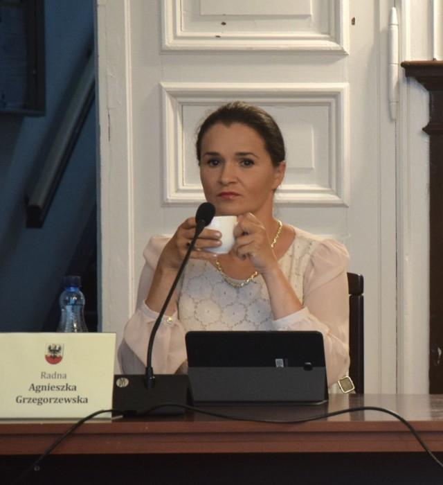 Radna Agnieszka Grzegorzewska