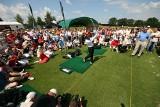 W Choszcznie otwarto pole golfowe