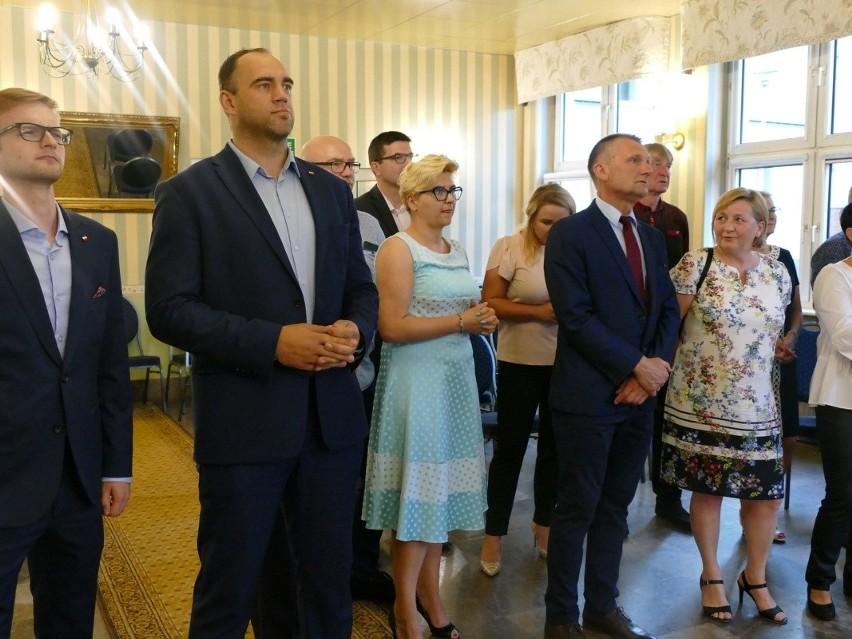 Reakcja sztabu PiS w Koszalinie na wynik wyborów [ZDJĘCIA]