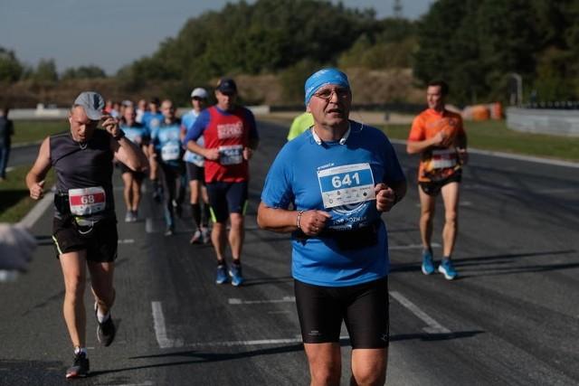 W biegu wystartowało blisko 400 osób.