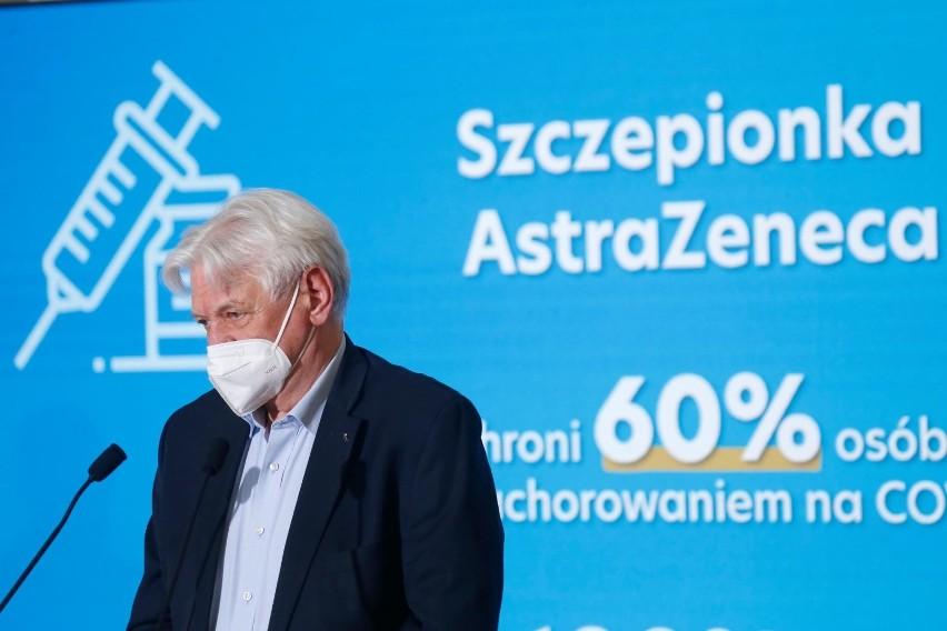 Minister zdrowia Adam Niedzielski: Nie będzie w Polsce...