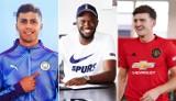 TOP 10 najdroższych transferów w Premier League. Na pierwszym miejscu angielski stoper! [GALERIA]
