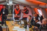 Ćwiczenia strażackie Lasy 2021 w Jaworznie odbyły się na Sosinie. Wzięło w nich udział 150 strażaków