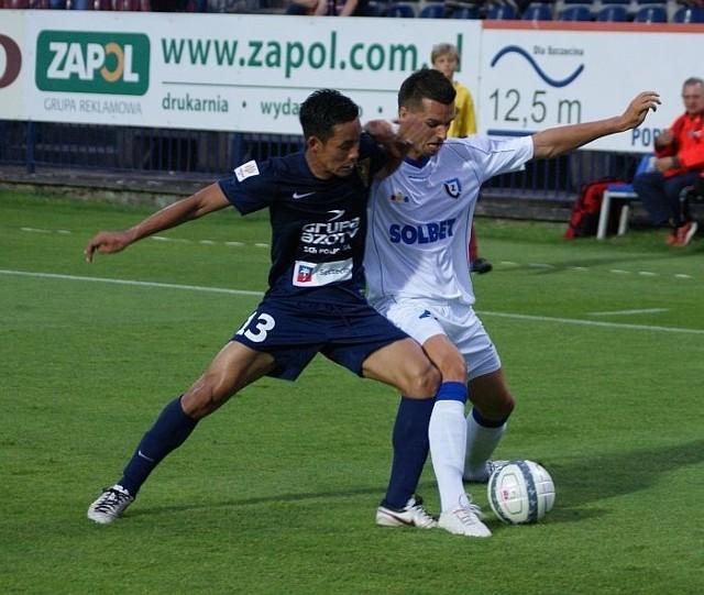 Pogoń Szczecin gra dziś z Zawiszą Bydgoszcz