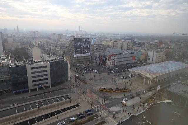 Łódź po raz pierwszy pojawiła się w tworzonym od 2000 r. rankingu.