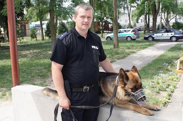 Aby zagłosować na asp. Marcina Lipietę wyślij SMS o treści POLICJANT.17 na numer 7155 (koszt 1.23 zł z VAT)