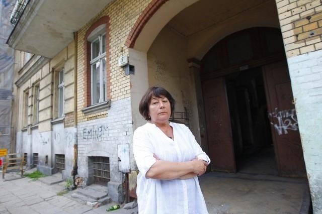 Jackowskiego 27 - część mieszkańców boi się, że padną ofiarami czyścicieli kamienic.