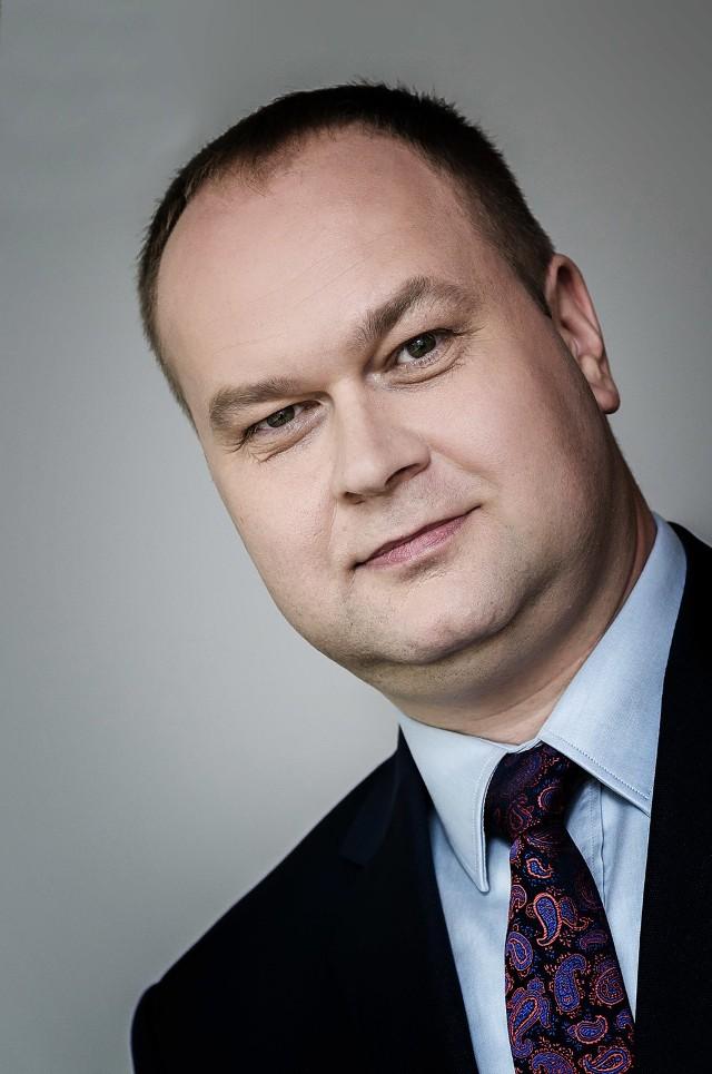 Jacek Woźniak - dyrektor generalny Urzędu Wojewódzkiego