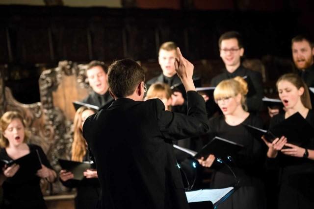 W sobotę Poznański Chór Kameralny zaśpiewa kolędy u Franciszkanów na Wzgórzu Przemysła