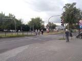 Przejście przez ulicę Kościuszki - dla pieszych czy dla sprinterów?