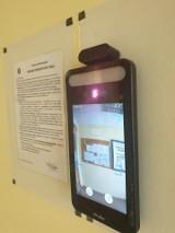 Szpital w Nowym Targu. Elektroniczny system zbada temperaturę i zdecyduje, czy możemy wejść do środka