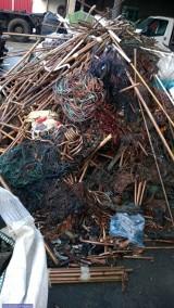 Policjanci skontrolowali 170 dolnośląskich skupów złomu (ZDJĘCIA)