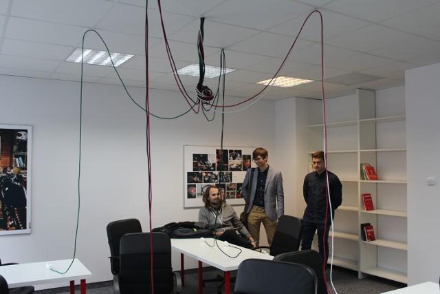 W Lublinie trudno prowadzić biznesW nowej strefie dla młodych przedsiębiorców przy ul. Zana 38 są pomieszczenia do pracy i sale przeznaczone na szkolenia.