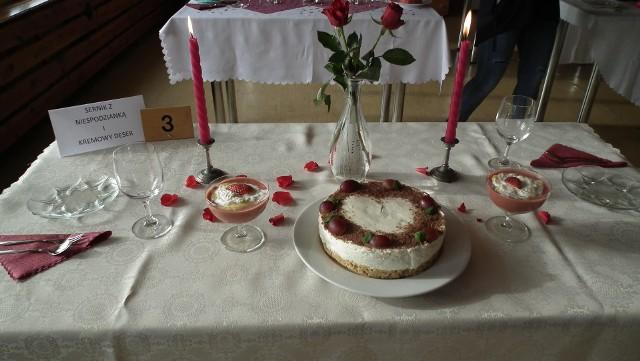 Walentynkowe słodkości w Łodzierzy