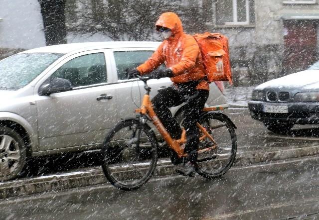 Zima wraca do Wrocławia? 19.03.2021