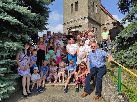 W sobotę 17 lipca odbył się festyn w Muszkowie....