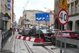 Remonty i budowy na wrocławskich ulicach. Dla kierowców to koszmar, a w tych miejscach jest najgorzej
