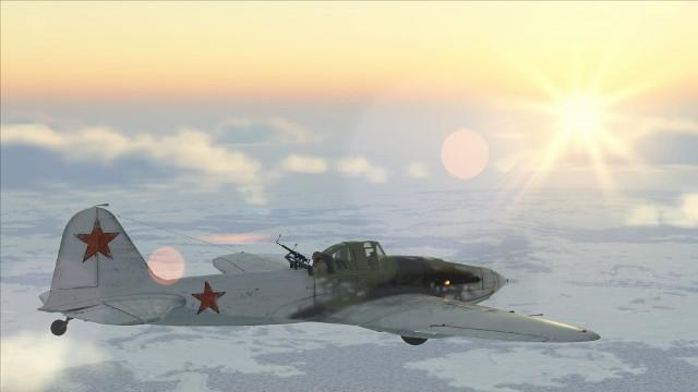 IL-2 Sturmovik: Battle of StalingradIL-2 Sturmovik Battle of Stalingrad - IL-2 AM-38