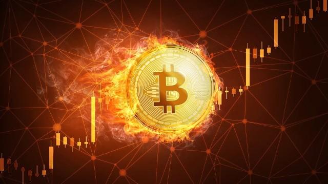 Bitcoin 2021: wirtualna kryptowaluta zawrotnie szybuje