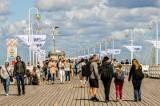 Do Polski przyjeżdża coraz więcej turystów. Zostawiają też więcej pieniędzy