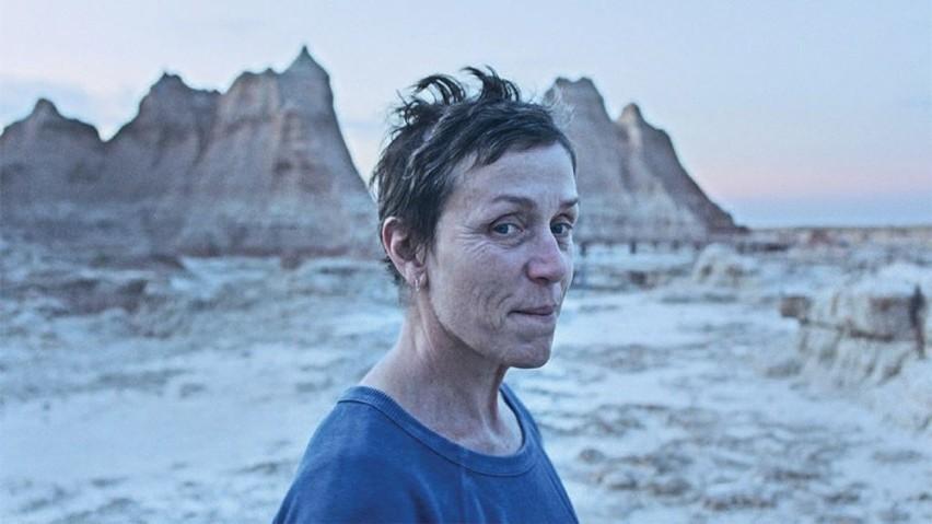Frances McDormand (z trzecim Oscarem na koncie!) jako Fern w...